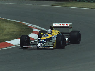 Riccardo Patrese won four of his six Grand Prix while with the Williams team, finishing championship runner-up in 1992
