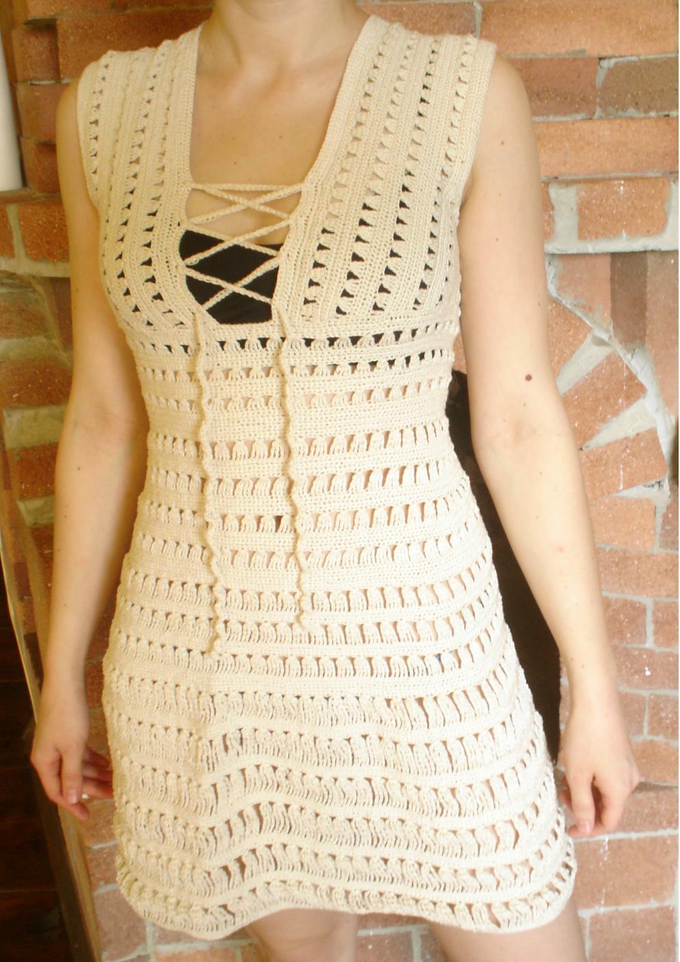 3 Pc Dress Women Crochet Pattern Crochet Patterns