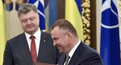 Порошенко звільнив заступника секретаря РНБО Гладковського