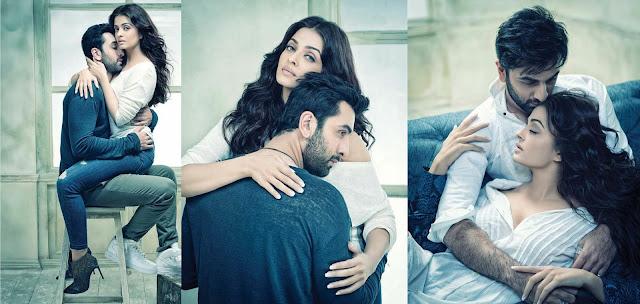 Aishwarya Rai & Ranbir Kapoor PhotoShoot