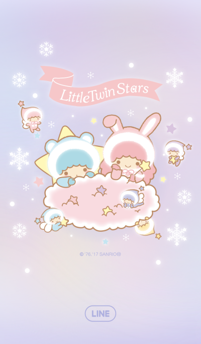 LittleTwinStars: Snow Fairies