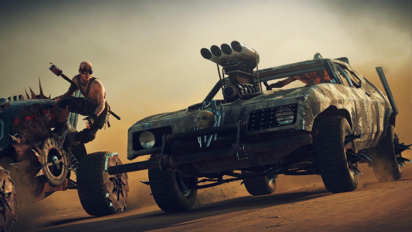 Mad Max ESPAÑOL PC Descargar Full (CPY) + REPACK 6 DVD5 (JPW) 6