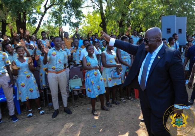 """More Classrooms, Dormitories From $1.5 Billion Getfund Facility"" – President Akufo-Addo"