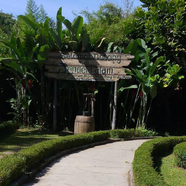 Jendela Alam - Tempat Wisata di Lembang