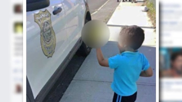 This Boy Goes Viral After He Posts Picture Showing His Middle Finger For The Police!