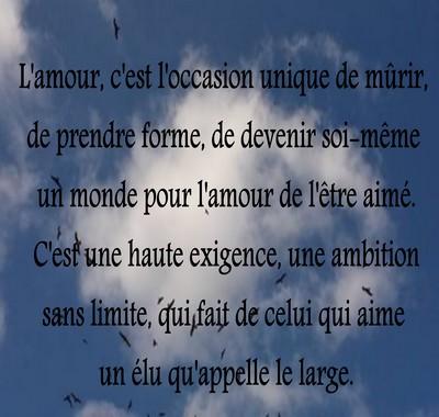 Connu Citation amour ~ Messages et Textes d'amour PO83
