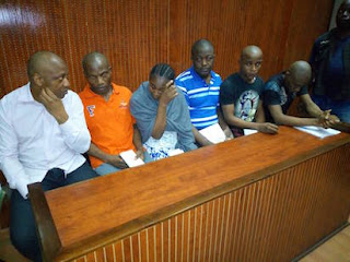 Evans in court, pleads responsible to kidnap charges