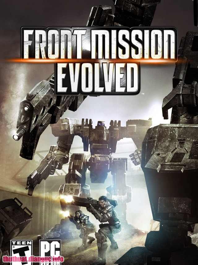 Download Game Front Mission Evolved SKIDROW Fshare