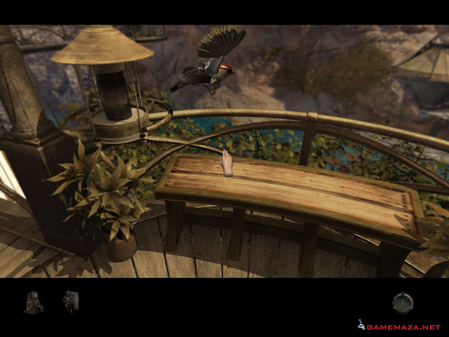 MYST IV Revelation Gameplay Screenshot 4