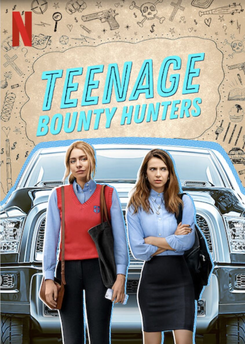 Teenage Bounty Hunters – Saison 1 [Complete] [Streaming] [Telecharger]