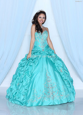 vestidos de 15 años mexicanos