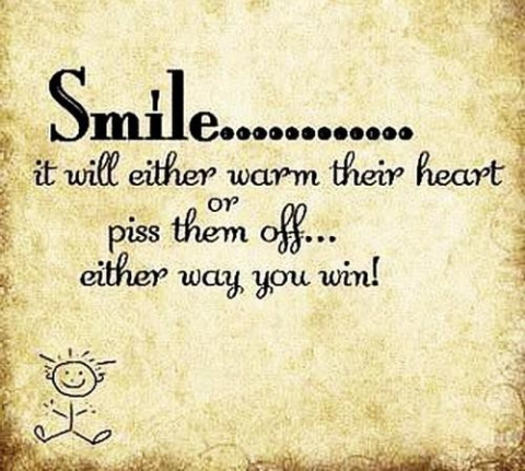 Quotes About Smiles Cool 63 Beautiful Smile Quotes With Funny Images