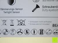Entsorgung: ANSMANN Guide Free Motion LED-Orientierungslicht mit integriertem Dämmerungssensor und Bewegungsmelder Kind Baby Senioren mobil universal
