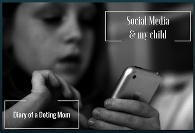 Social media and my child, Shailaja, Doting Mom