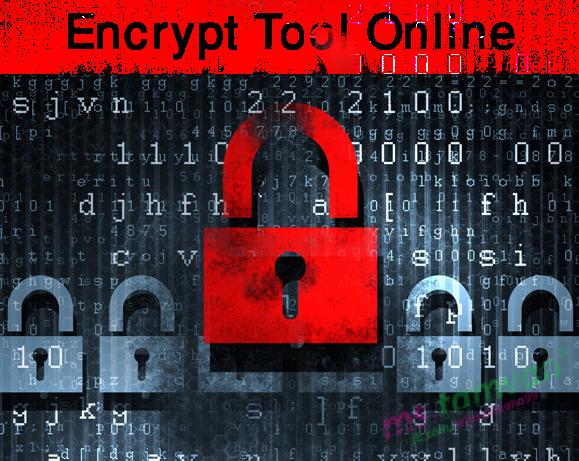 encrypt tool-online