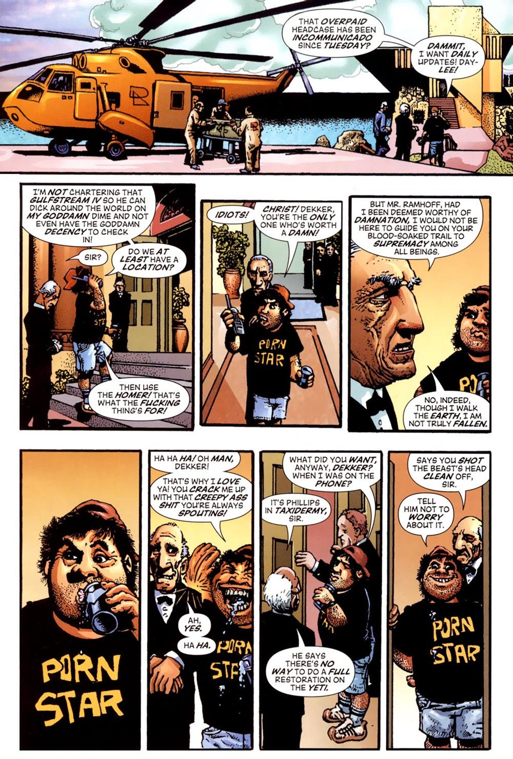Swamp Thing v4 007   Vietcomic.net reading comics online for free