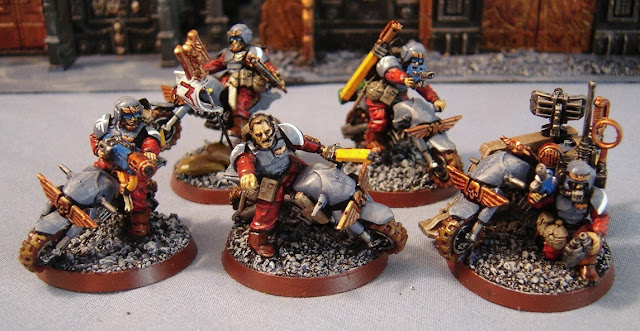 Vostroyan Scions: Mordian 7th Regiment: Cavember Painting Contest Expanded