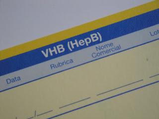 Como saber de estou vacinado contra a hepatite B