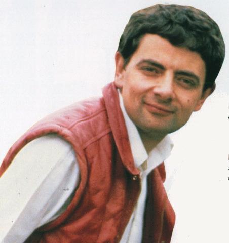 Rowan Atkinson Sohn