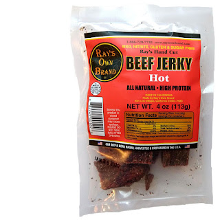rays own brand beef jerky