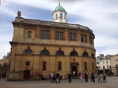 Presupuesto semana Londres Oxford