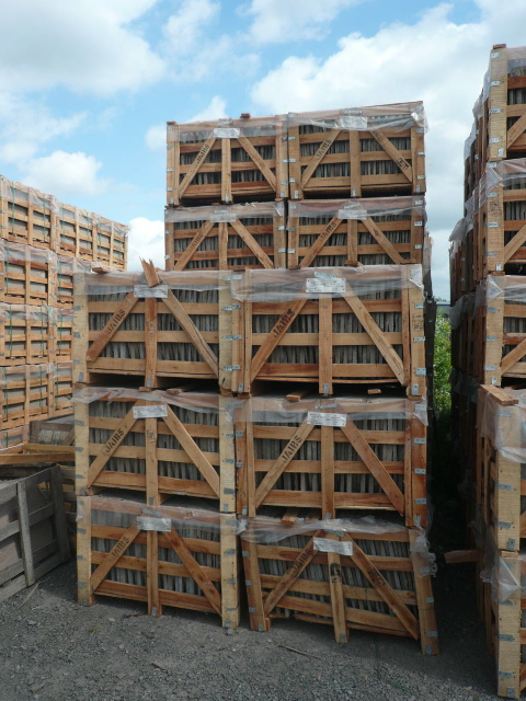 AUTUMN BROWN ROOFING AND ROOFING CRATES