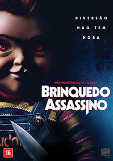 Brinquedo Assassino (2019) - BDRip Dual Áudio