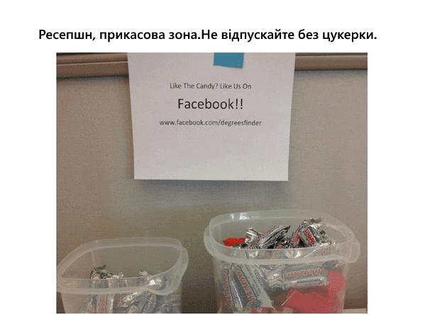 Лист Фейсбук