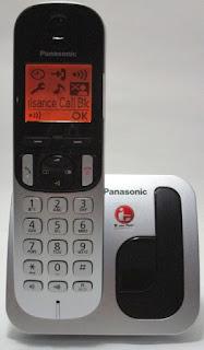 jual telepon wireless panasonic kx-tgc210 denpasar bali
