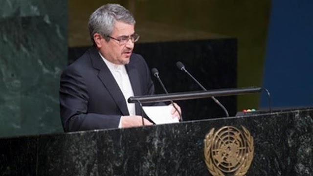 Women worst affected by Middle East crises: Iran's Ambassador to the United Nations Gholamali Khoshroo