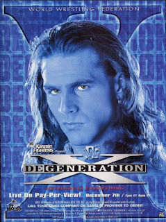 WWE / WWF - In Your House 19: D-Generation-X - event poster