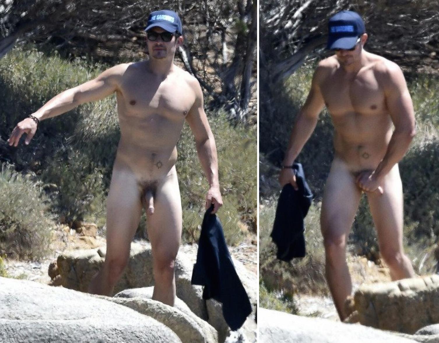 Clive Owen Naked - Naked Babes-1058