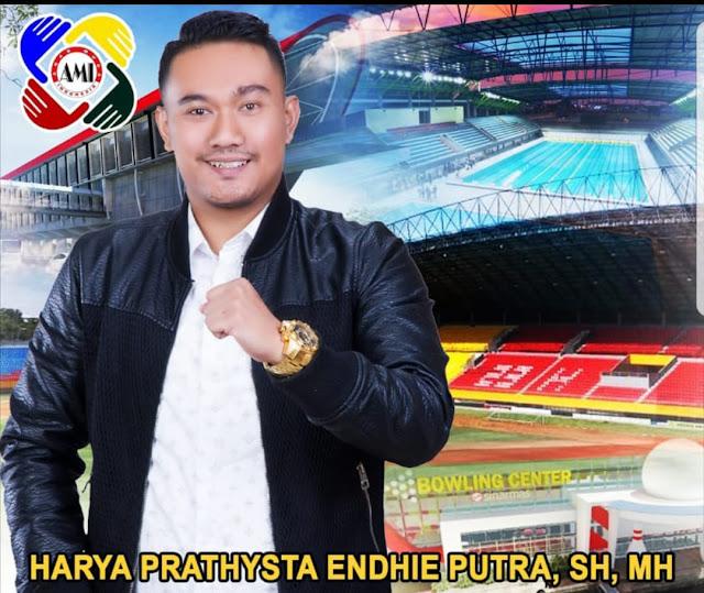 Nawaitu Sebagai Penyambung Aspirasi masyarakat,Harya Prathysta Endhie Putra,SH.MH Siap Bersaing di Plihan Legislatif 2019 Mendatang