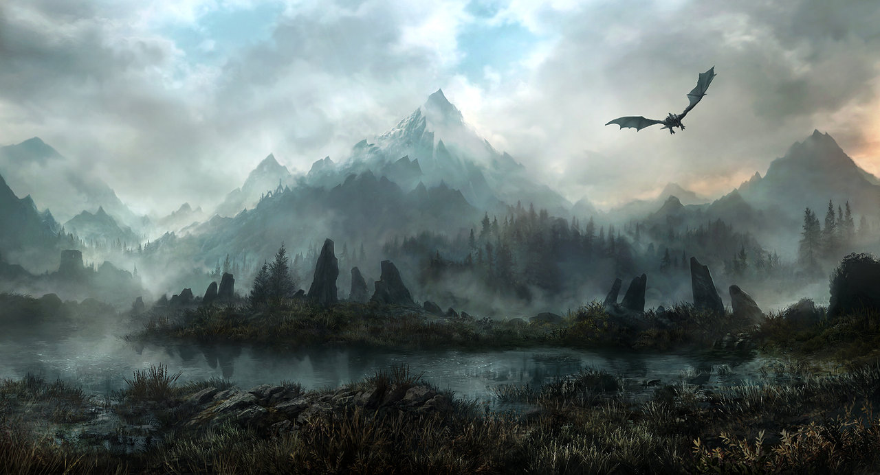 Skyrim Special Edition Details Here - Game News Plus