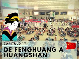 visitar Huangshan