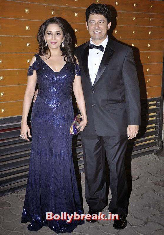 Madhuri Dixit and Dr Sriram Nene, Bollywood's secret Marriages