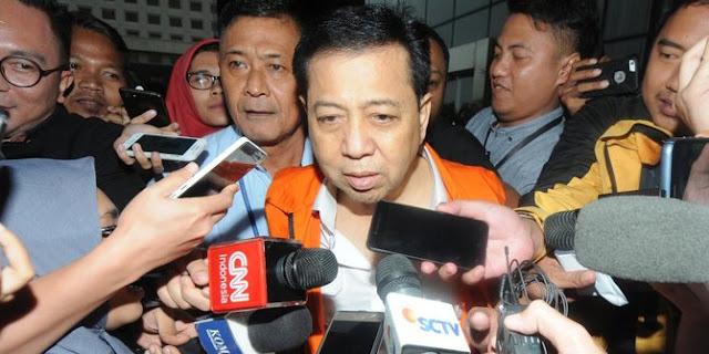 Jaksa KPK sebut Setya Novanto sedang lakukan kebohongan