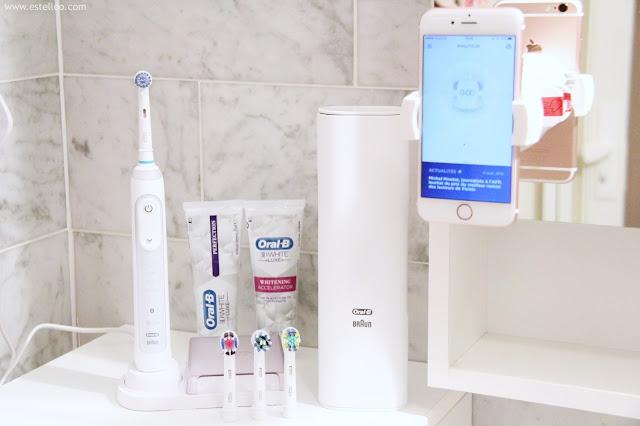 Oral-B Genius 9000 : un concentré de technologie dans une brosse à dents électrique