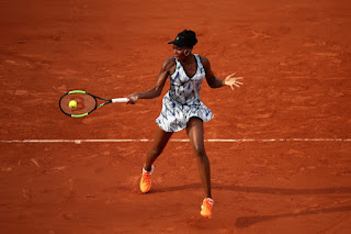 Photos: Venus Williams EleVen French Open 2017 Dress