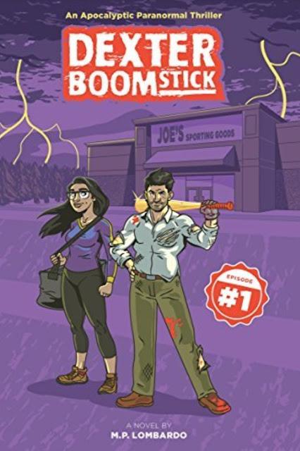 Dexter Boomstick cover art
