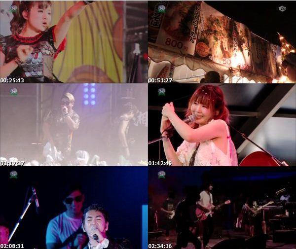 [TV-Variety] RISING SUN ROCK FESTIVAL 2016 in EZO SPECIAL (SSTV 2016.10.16)