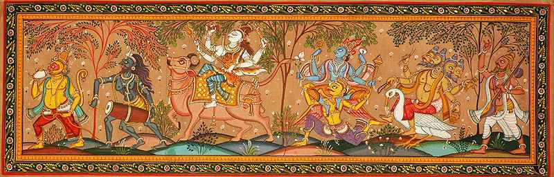 Shiva   The Greatest Story Ever Told Retold