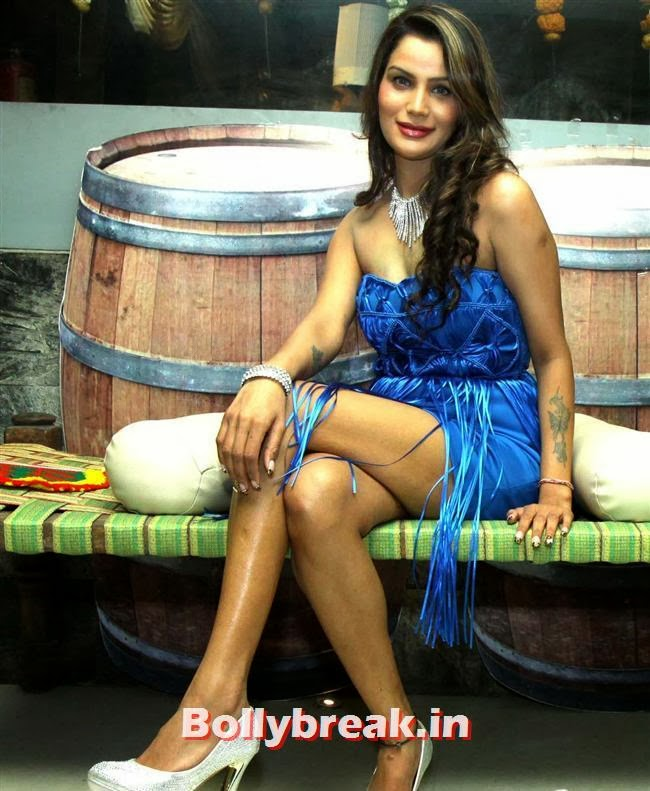 Shamika, BGrade Movie Actresses Celebrate Republic Day at Peninsula Grand