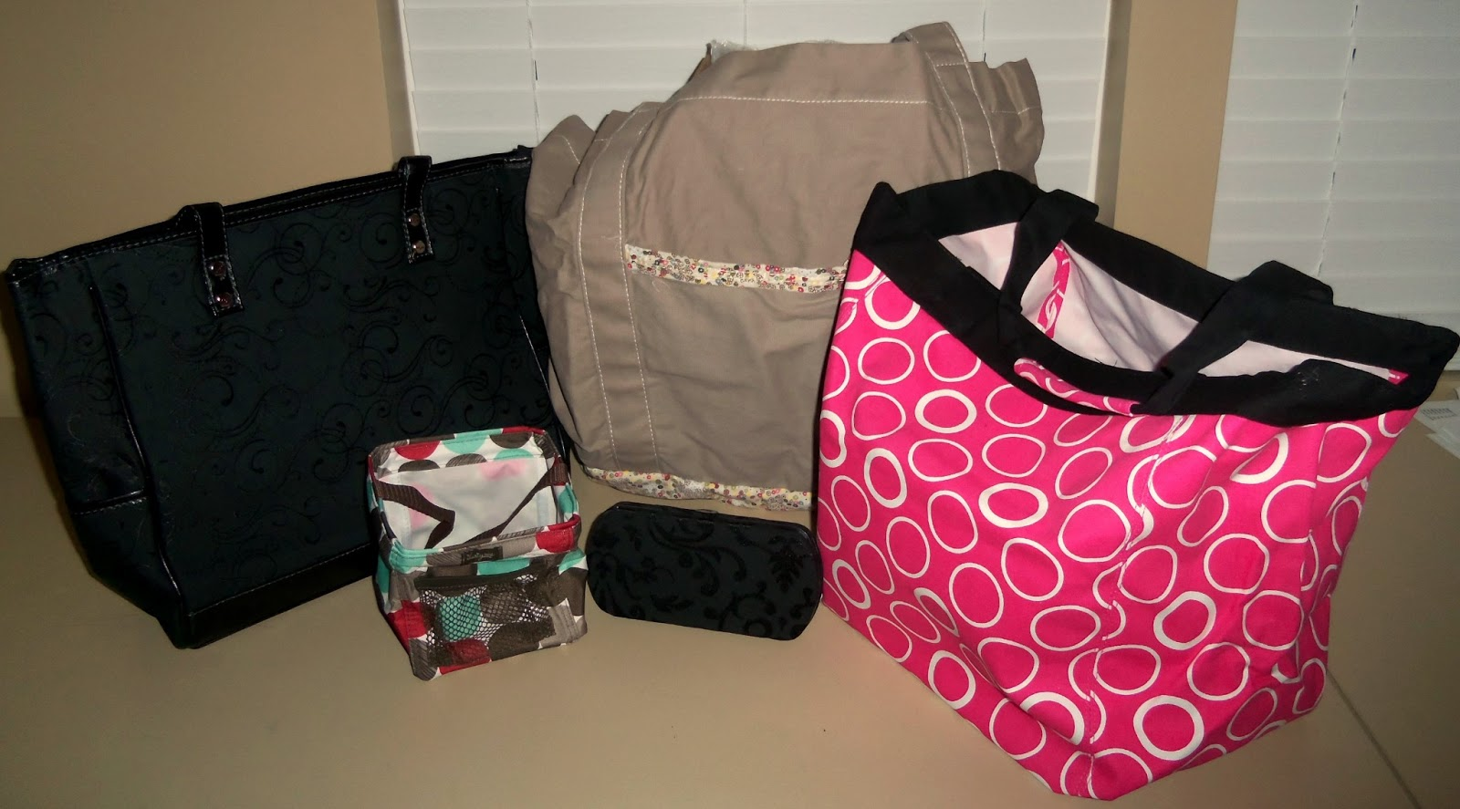 Large Tote Bags Thirty One Track Order