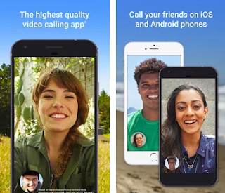 Google Duo 34.5 Android APK Goruntulu Konusma DownLoad