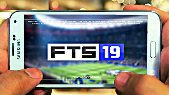 FTS 19 Android Offline 300 MB Update HD Graphics