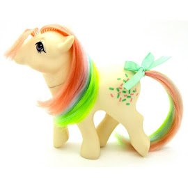 My Little Pony Confetti Year Three Int. Rainbow Ponies II G1 Pony