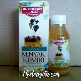 MINYAK KEMIRI GOLD AL-KHODRY