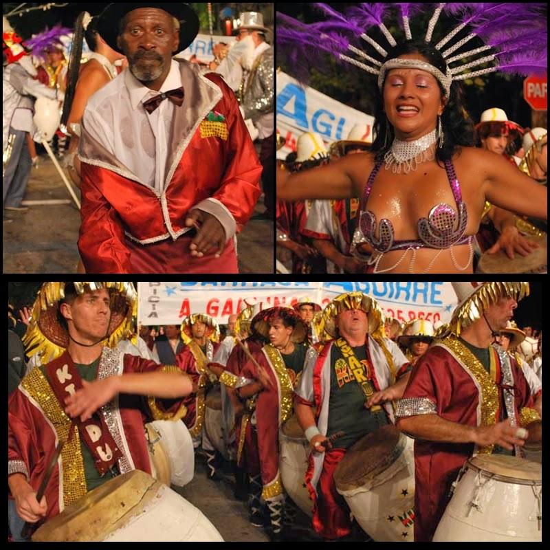 Carnaval. Desfile de Llamadas. Kindú. 2010.