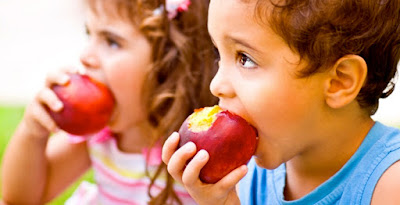Consume Frutas